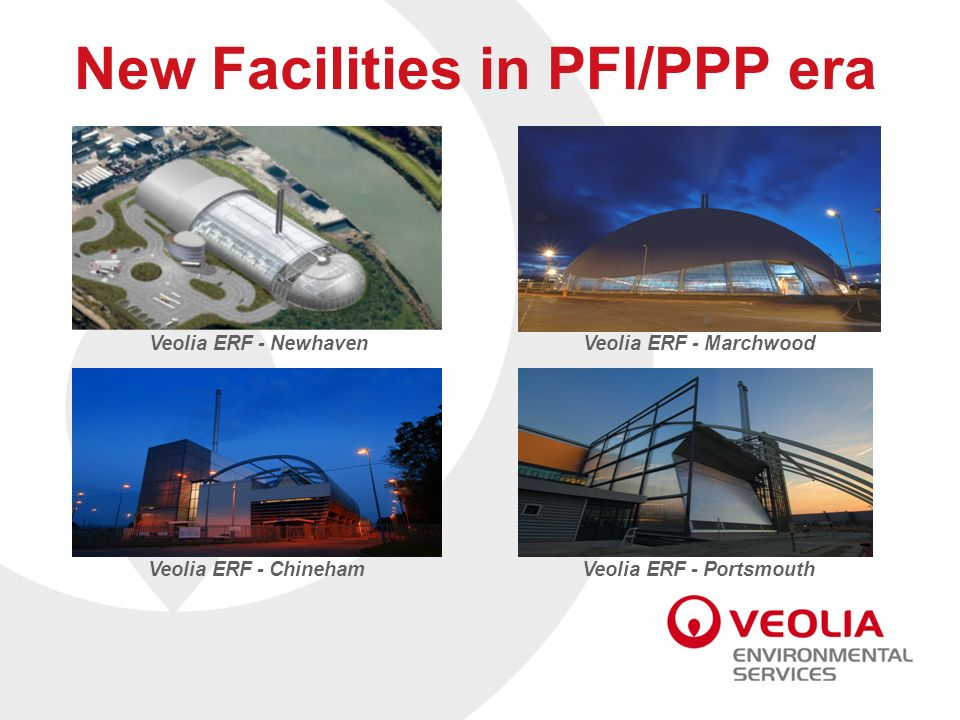 Veolia ERF - Portsmouth