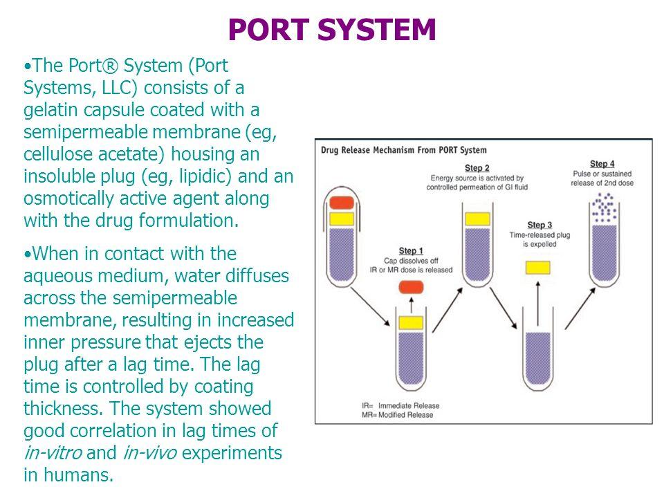 PORT SYSTEM