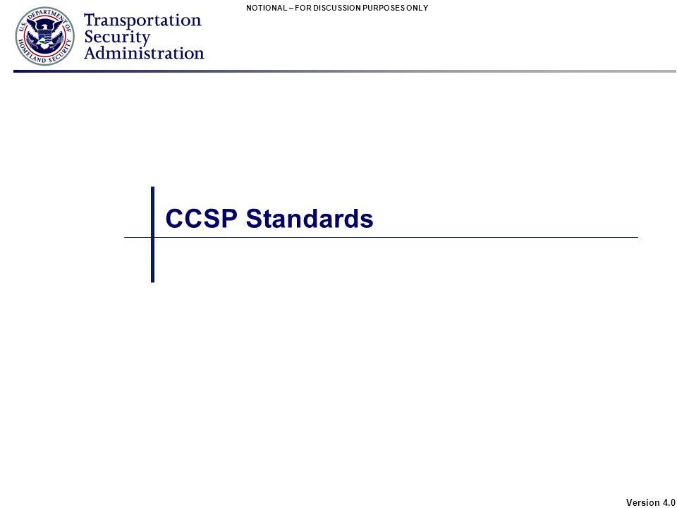 CCSP Standards