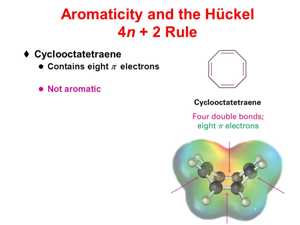rules for aromaticity Devising a systematic nomenclature system for heterocyclic compounds presented a formidable challenge (trivial) name in bold and a systematic name based on the hantzsch-widman system given beneath it in blue the rules for using this system will be it is the aromatic unsaturated.