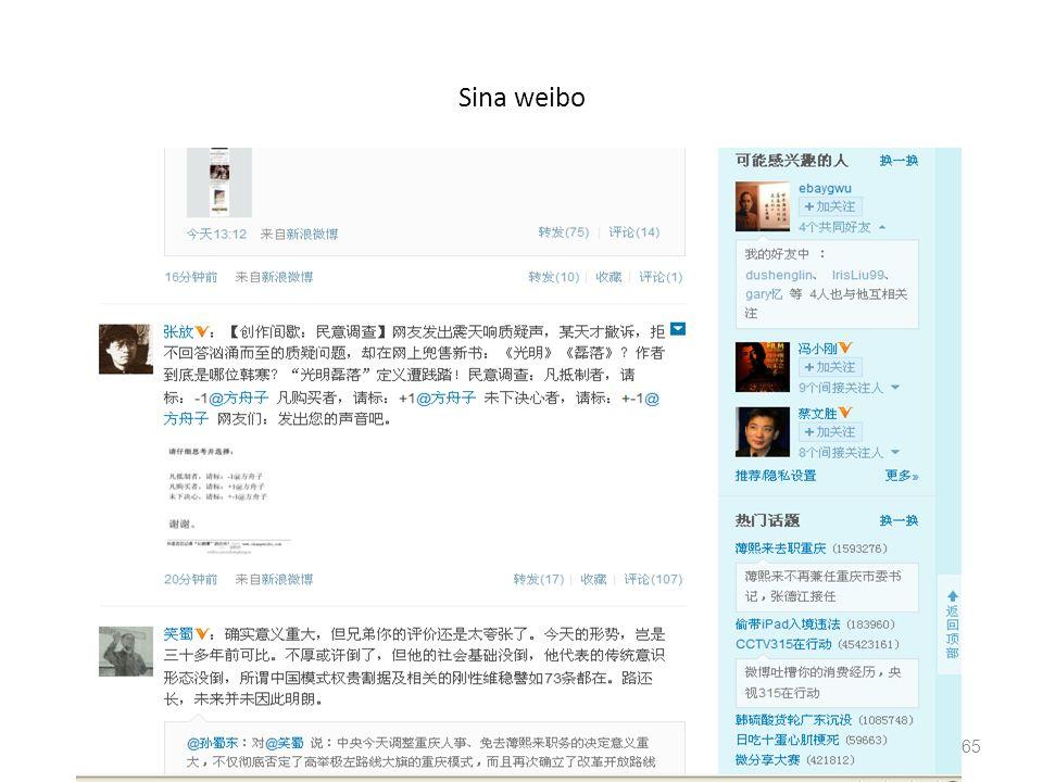 Sina weibo http://blog.nosqlfan.com/html/3295.html ref=rediszt