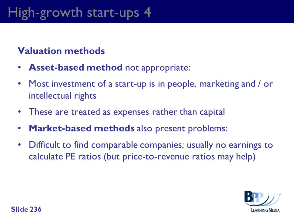 High-growth start-ups 4