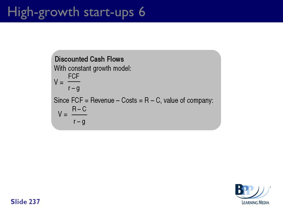 High-growth start-ups 6