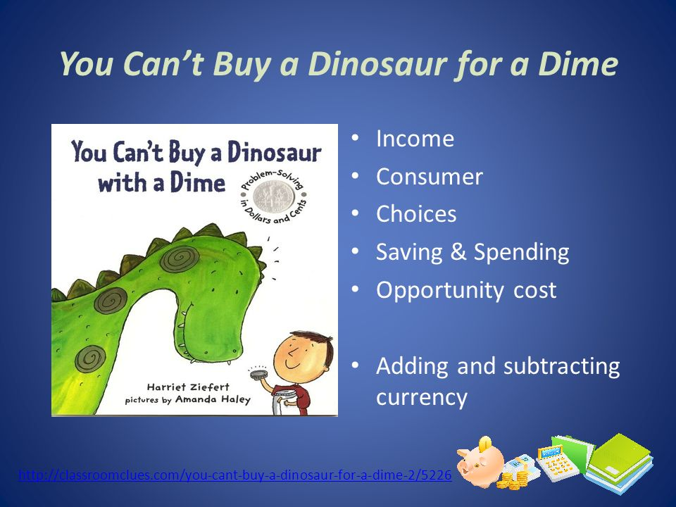 You Can't Buy a Dinosaur for a Dime