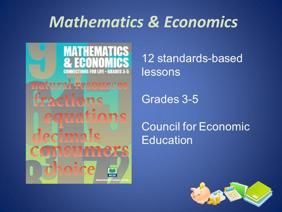 Mathematics & Economics