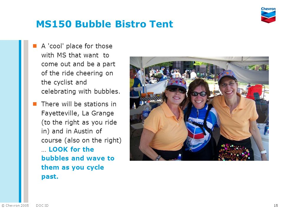 MS150 Bubble Bistro Tent