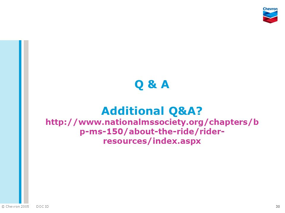 Q & A Additional Q&A. http://www. nationalmssociety