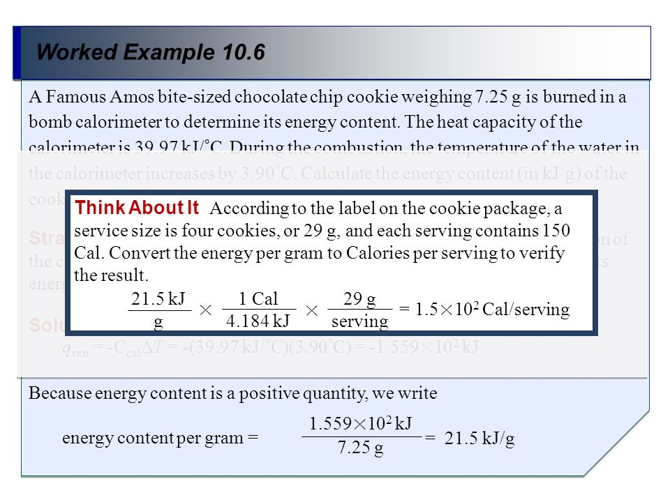 Worked Example 10.6