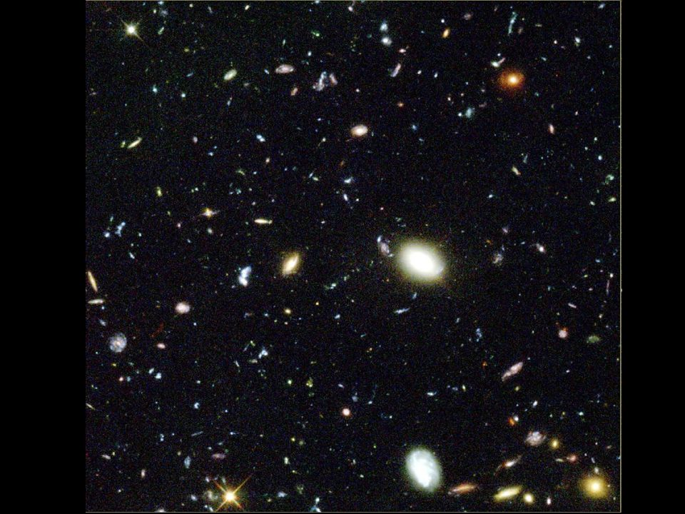 Hubble Deep Field http://apod.nasa.gov/apod/image/9702/deep_hst_big.jpg