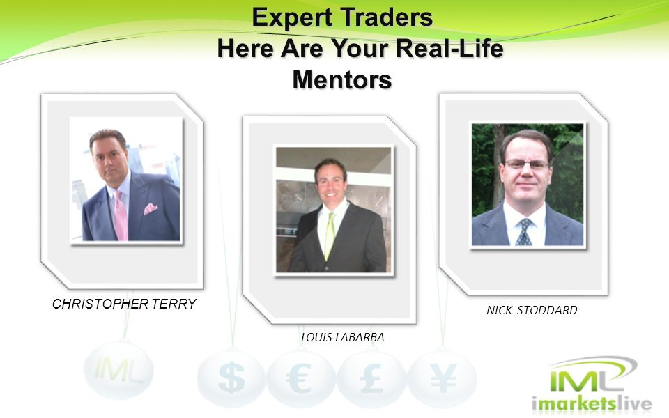 Here Are Your Real-Life Mentors