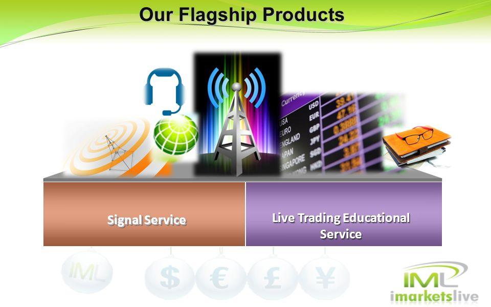 Live Trading Educational Service