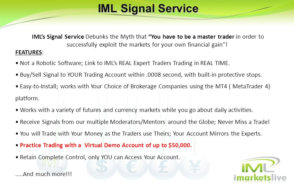 IML Signal Service