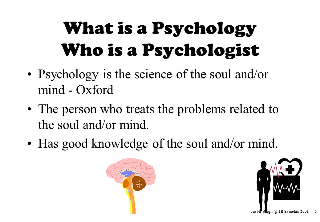 What is a Psychology Who is a Psychologist