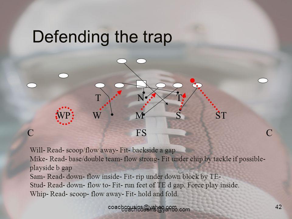 Defending the trap T N T WP W M S ST C FS C