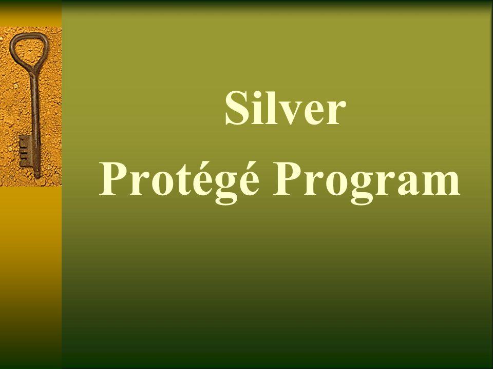 Silver Protégé Program