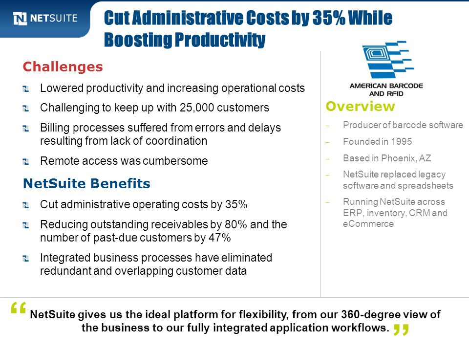 Cut Administrative Costs by 35% While Boosting Productivity
