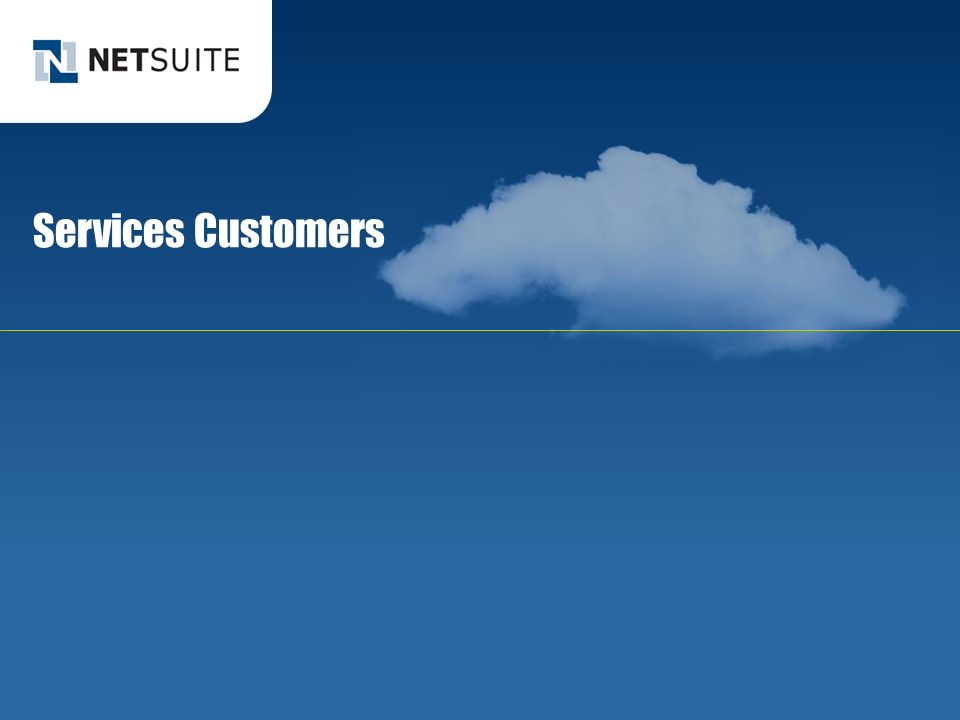 Services Customers