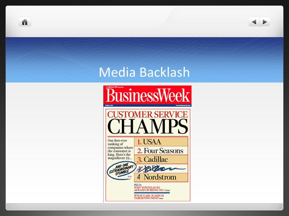 Media Backlash