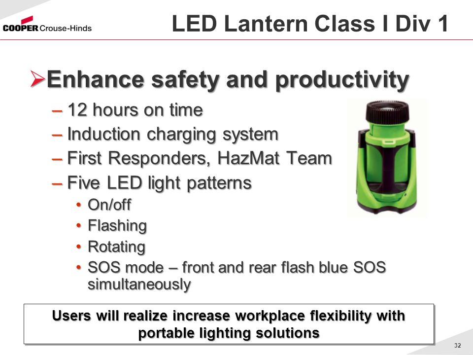 Enhance safety and productivity