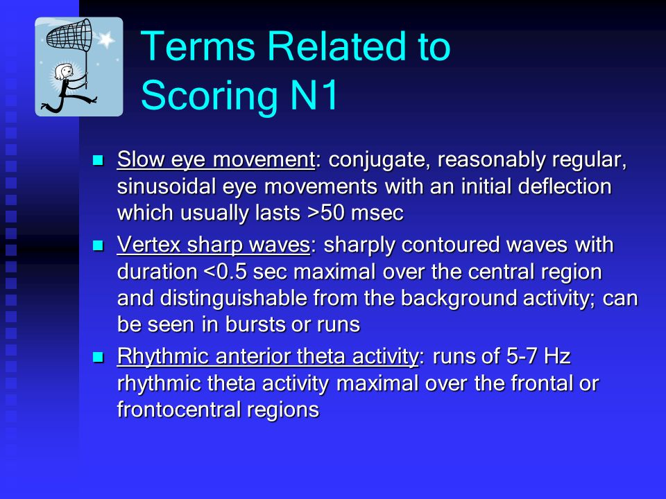 Terms Related to Scoring N1