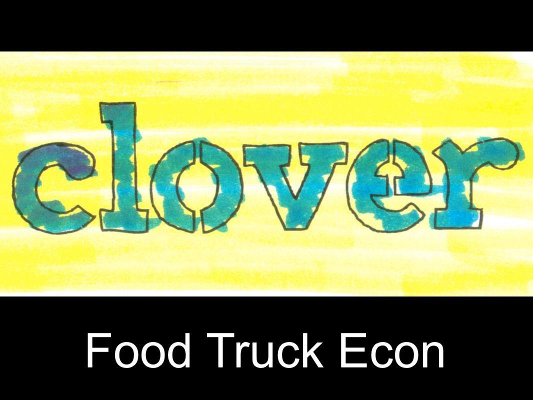 Food Truck Econ