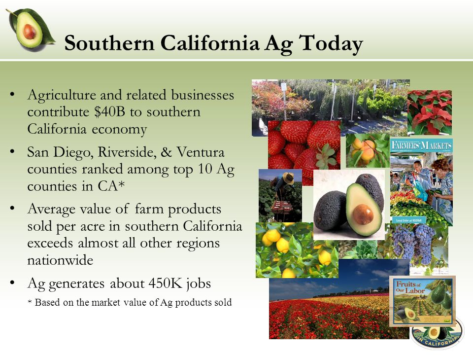 Southern California Ag Today