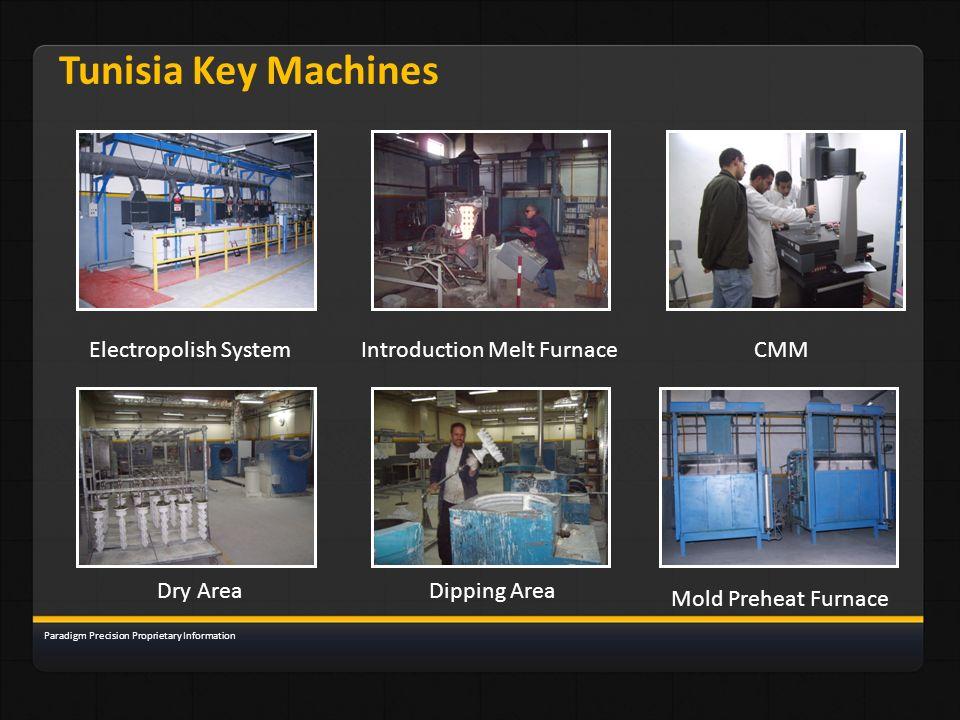 Tunisia Key Machines Electropolish System Introduction Melt Furnace