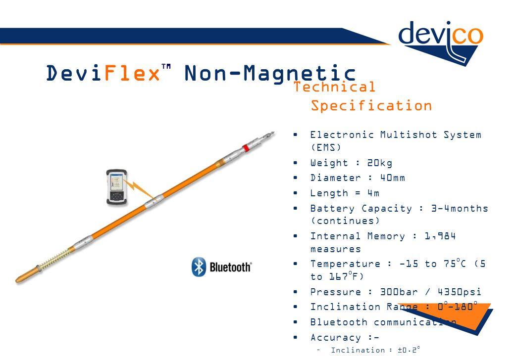 DeviFlexTM Non-Magnetic