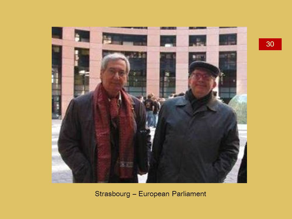 Strasbourg – European Parliament