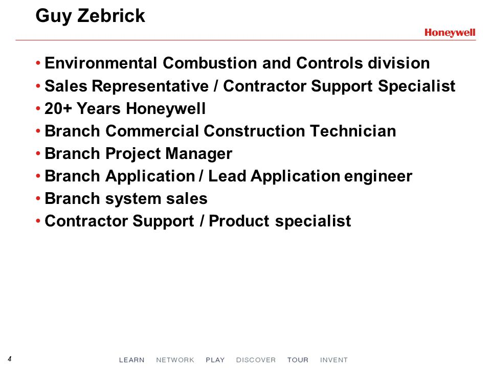 Guy Zebrick Environmental Combustion and Controls division