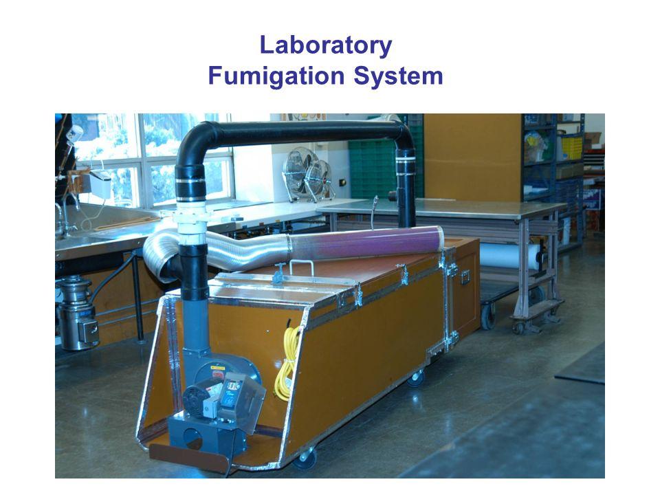 Laboratory Fumigation System