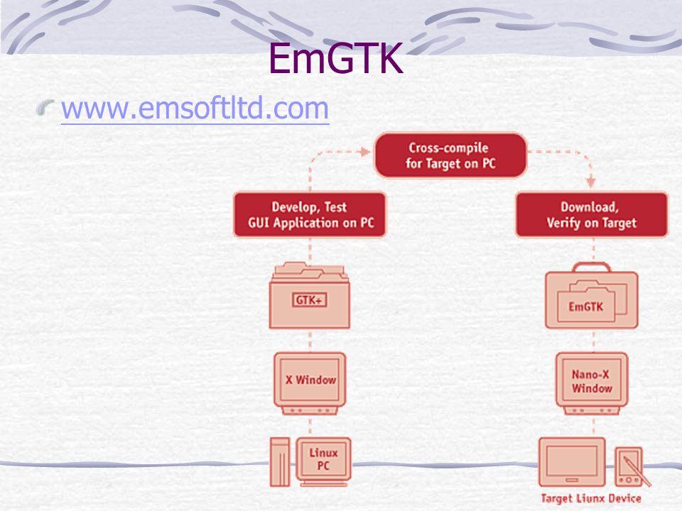 EmGTK www.emsoftltd.com