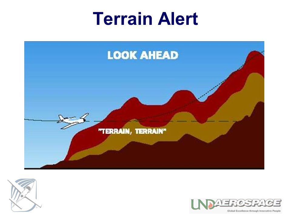 Terrain Alert