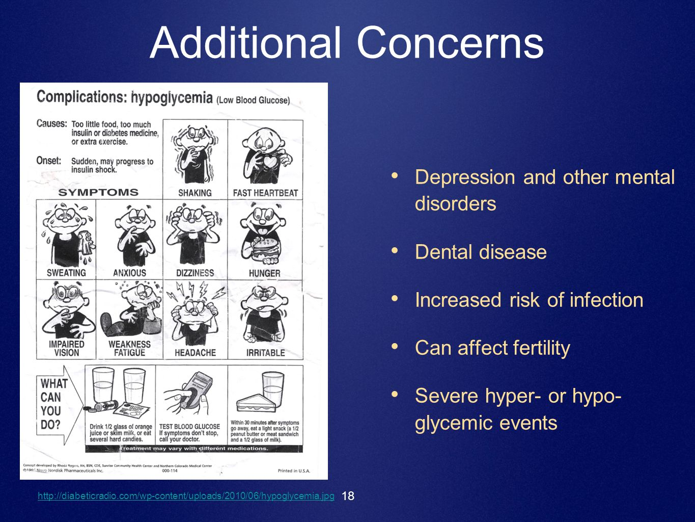 Additional Concerns Depression and other mental disorders
