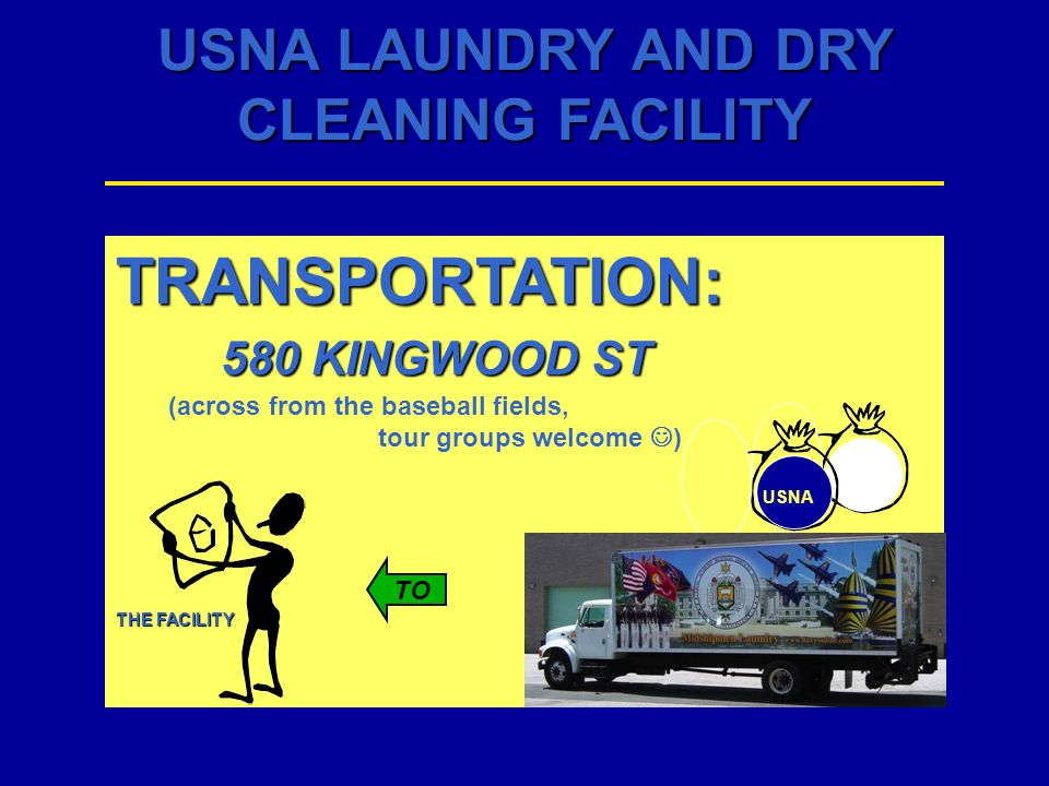 TRANSPORTATION: 580 KINGWOOD ST (across from the baseball fields,