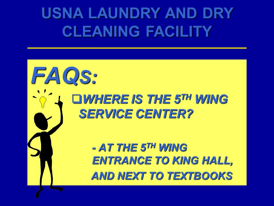 FAQS: WHERE IS THE 5TH WING SERVICE CENTER