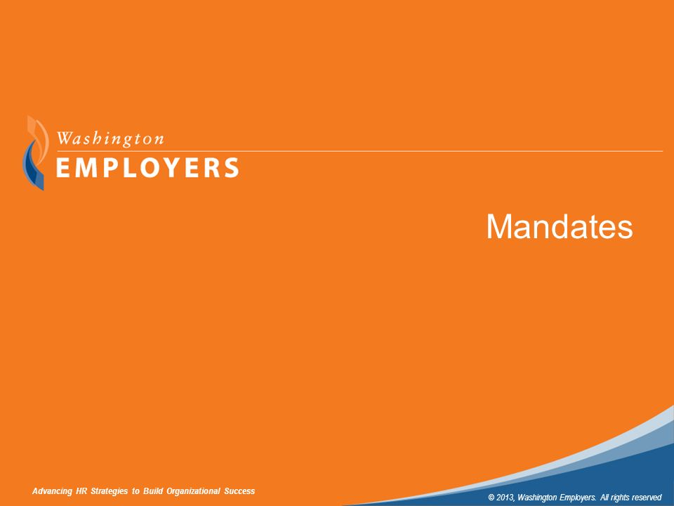 Mandates Subtitle Sample