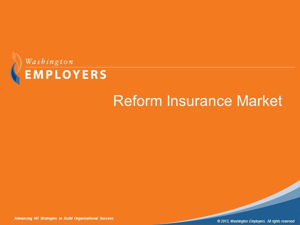 Reform Insurance Market