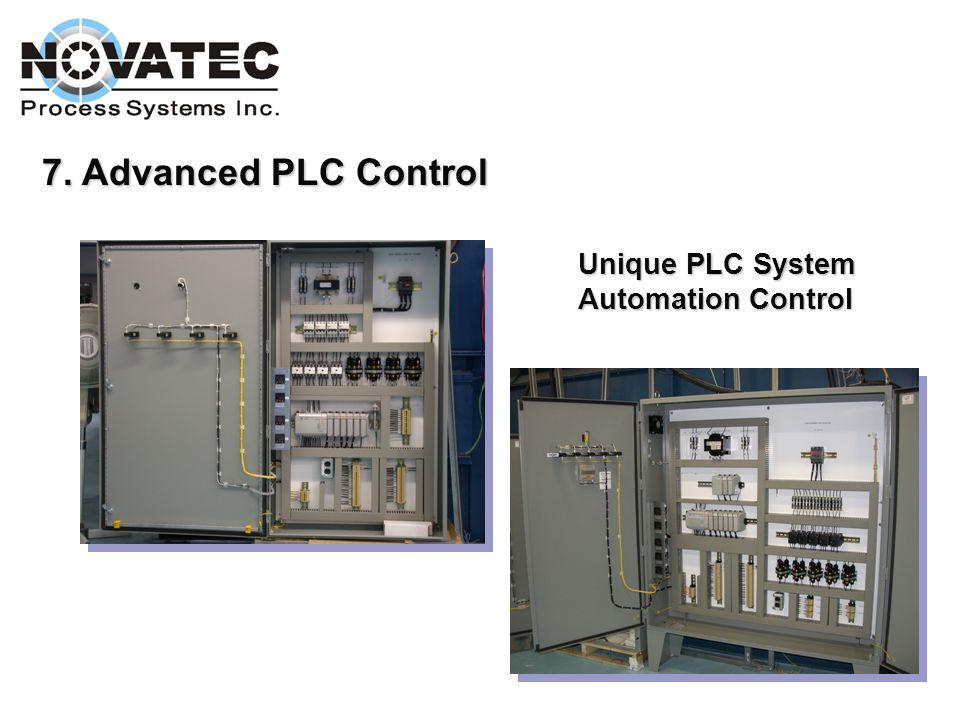 7. Advanced PLC Control Unique PLC System Automation Control