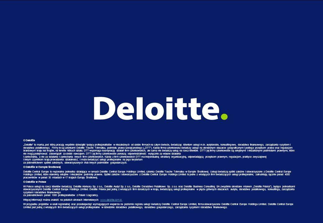 O Deloitte