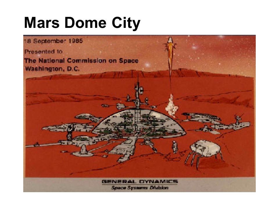 Mars Dome City