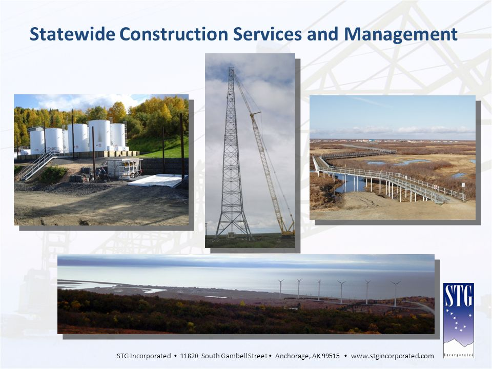 Statewide Construction Services and Management