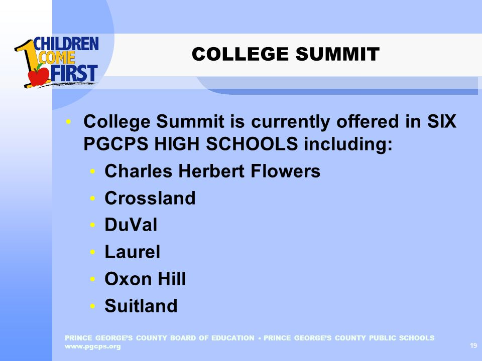 Charles Herbert Flowers Crossland DuVal Laurel Oxon Hill Suitland