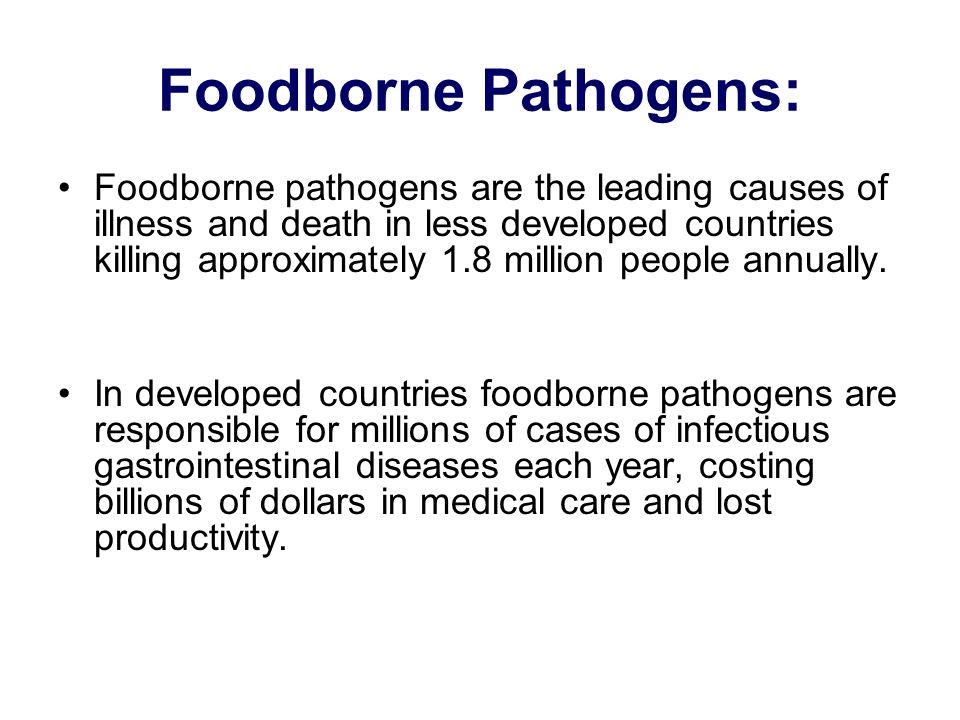 Foodborne Pathogens: