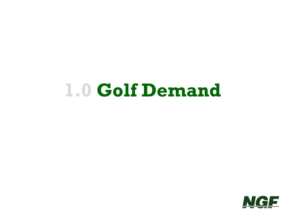 1.0 Golf Demand 2 2