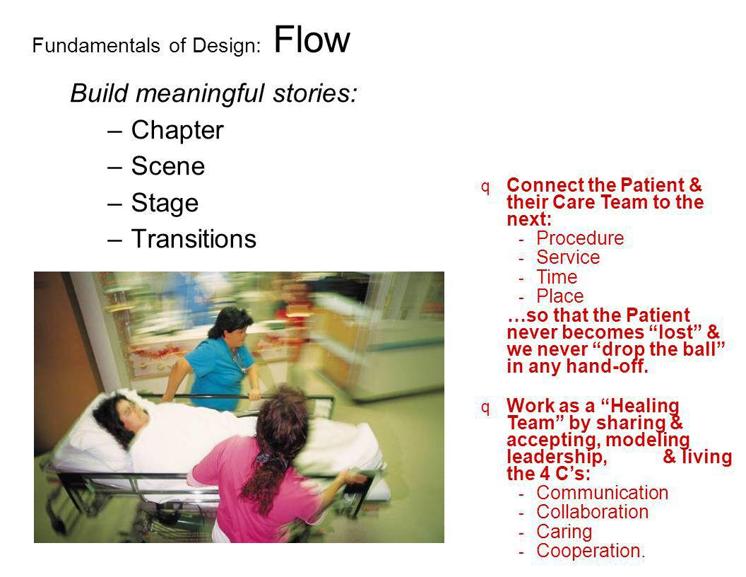 Fundamentals of Design: Flow