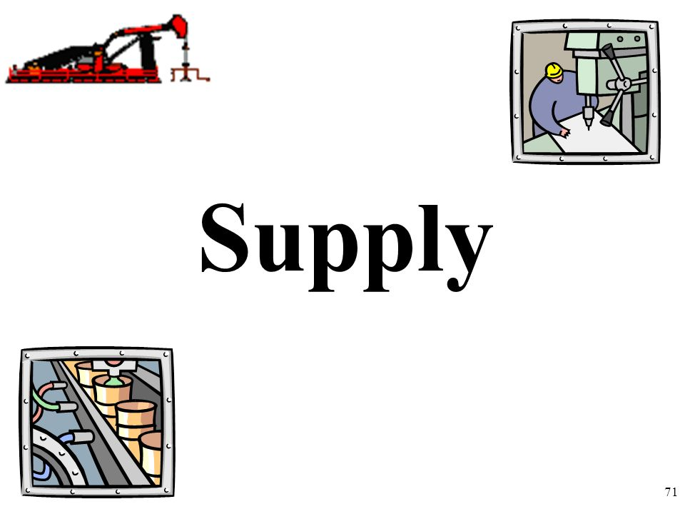 Supply 71 71