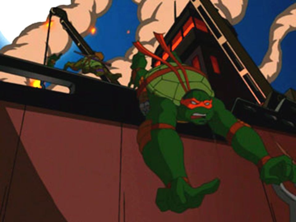 Teenage Mutant Ninja Turtles Cartoon (2004)