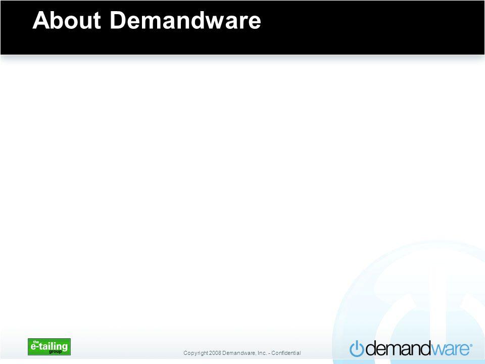 About Demandware