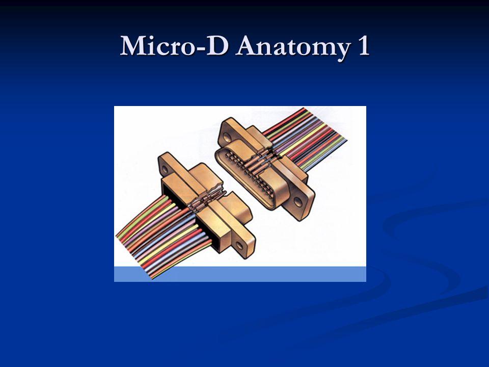 Micro-D Anatomy 1